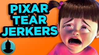 Top 10 Tear Jerking Pixar Moments - (Tooned Up S2 E15)