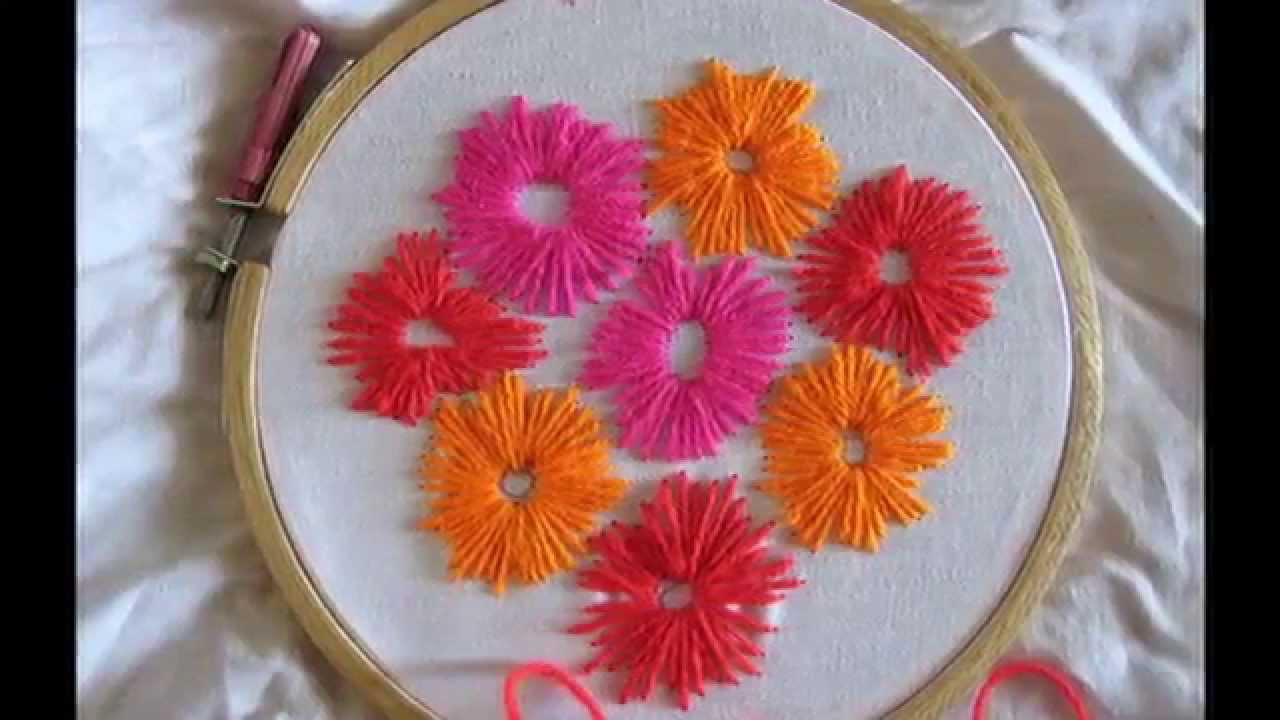 Bed sheet designs hand embroidery - Bed Sheet Designs Hand Embroidery 16