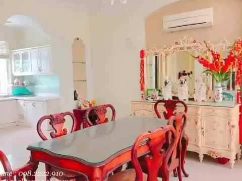 Biệt Thự Mỹ Hào, Phú Mỹ Hưng, Quận 7, định cư nên cần bán gấp