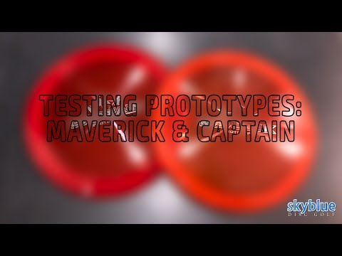 Prototype Maverick & Captain