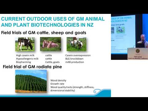 ILSI RF – SABC2017: The Current State of GMO Regulation in New Zealand...(Dr. Timothy Strabala)