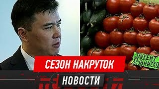 Министр заподозрил продавцов овощами в ценовом сговоре и сделал фото