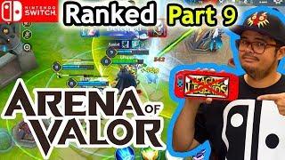 Ranked Arena of Valor - Nintendo Switch (Part 9) Krixi