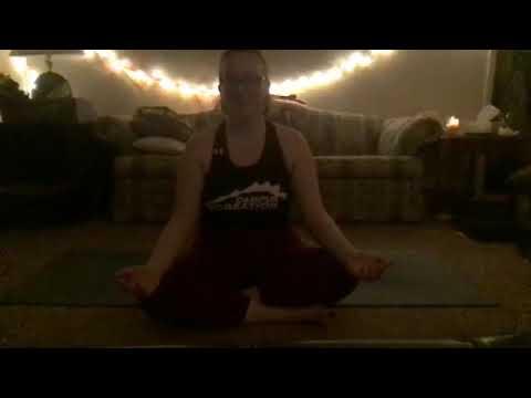 Candlelight Vinyasa Yoga with Kate - 60 Minutes