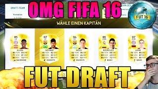 FIFA 16: FUT DRAFT (DEUTSCH) - FIFA 16 ULTIMATE TEAM - FUT DRAFT! OMG BEAST SPIELER! FULL GAMEPLAY