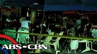 PNP: At least 12 killed in Davao City blast