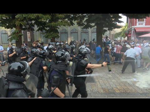 Oret e frikes dhe paqes, gjithcka ndodhi ne Shkoder | ABC News Albania