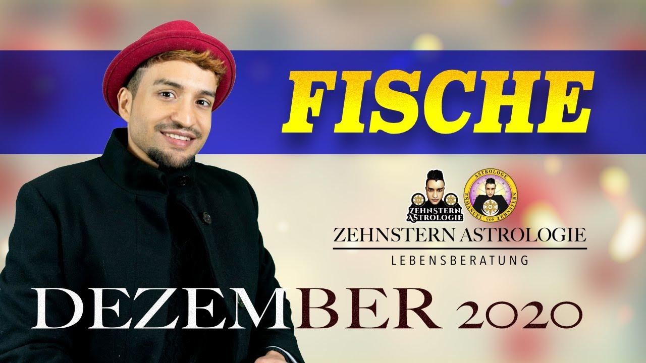 FISCHE MONATSHOROSKOP DEZEMBER 2020 | #ZehnsternAstrologie.com