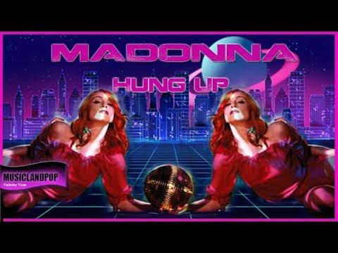 Madonna Hung Up 2017 New  Version