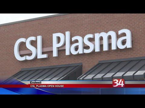 CSL Plasma Opens
