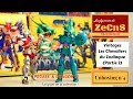 Saint Seiya Cloth Series - Les Figurines De ZeCnS - Vintages Les Chevaliers Du Zodiaque (Partie 2)
