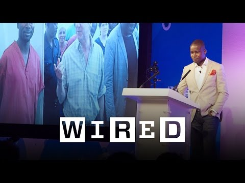 Freeman Osonuga: Prepare for the Next Ebola Now   WIRED 2015   WIRED