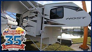 Florida RV SuperShow 2020 - Host Campers