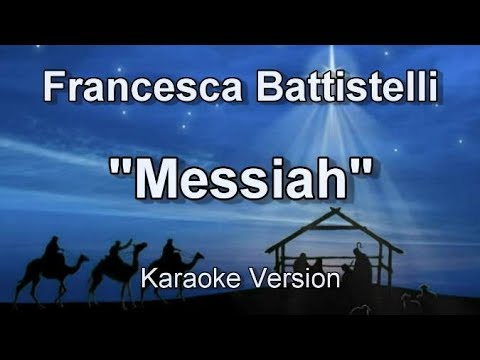 "Francesca Battistelli ""Messiah"" Worship The King Christmas Karaoke"