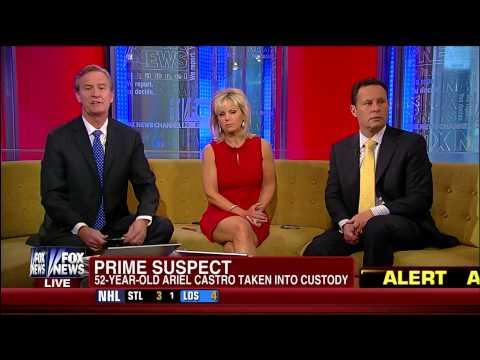 Steve Doocy has anal on his mind - live on Fox News