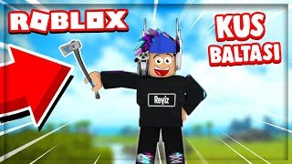 🐦 NEW BIRD AXE !! | HOW TO BUY ?!? 😱 / Roblox Lumber Tycoon 2 / Roblox English