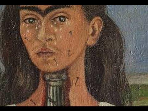 Las mejores obras de frida kahlo 2 youtube for Cuartos decorados de frida kahlo