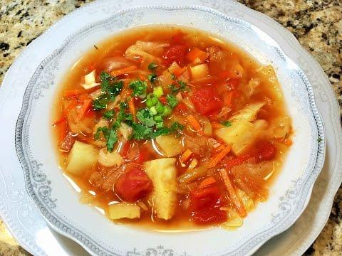 Суп томатный, рецепты с фото на : 190