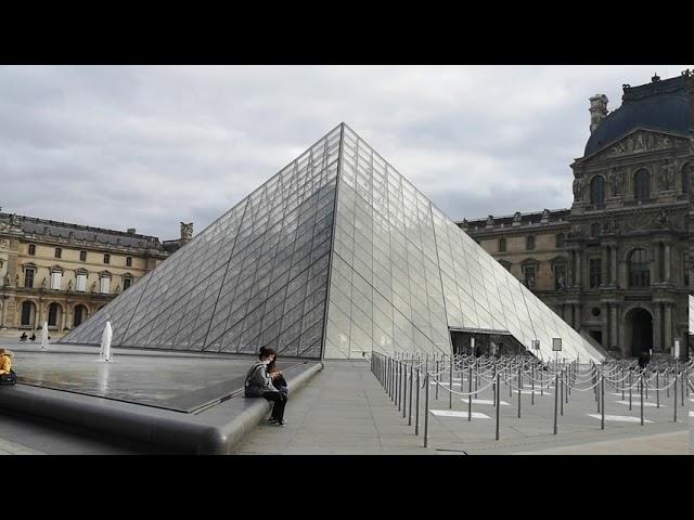 パリ・リボリ通りお散歩動画  Paris rue Rivoli vélo bicycle