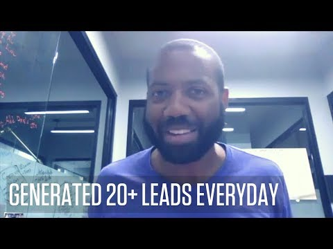 HOW ONE DIGITAL AGENCY OWNER GENERATES 20+ QUALIFIED LEADS EVERY DAY | LEAD GENERATION