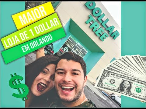 MAIOR LOJA DE 1 DOLAR DE ORLANDO- ep2