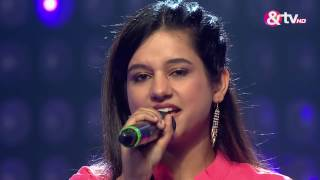 Video Neha Khankriyal - Mohe Panghat Pe | The Blind Auditions | The Voice India 2 download MP3, 3GP, MP4, WEBM, AVI, FLV April 2018