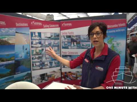 One Minute With Sharon McNally | Cumberland Charter Yachts