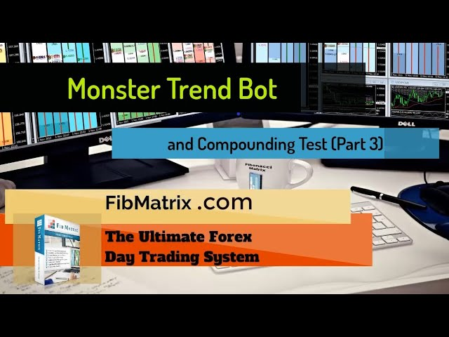 Monster Trend Trade Compounding Results (Part 3) Automated Forex Trading Strategy