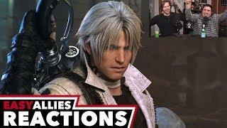 Final Fantasy Festival Keynote - Easy Allies Reactions