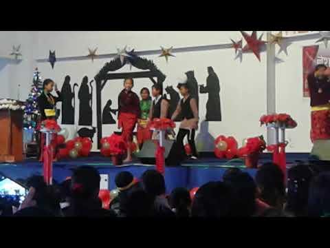 National bethel academy  student dance