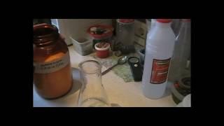 Приготовление царской водки