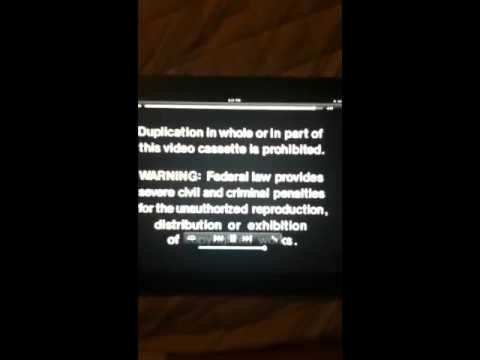 Random House Warning Screen Youtube