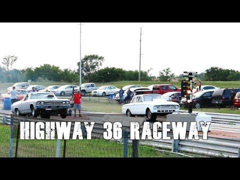 Osborn MO Highway 36 Raceway Highlights 8/12/2018