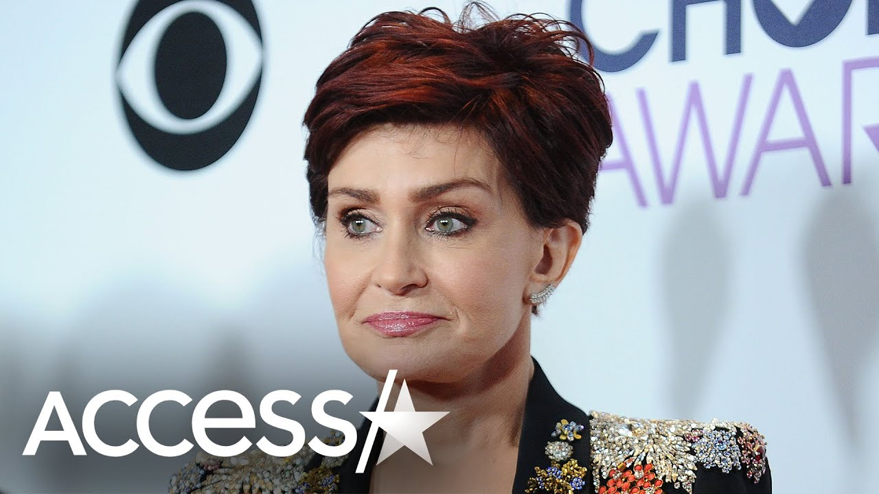 Sharon Osbourne Speaks Out After Exiting 'The Talk'