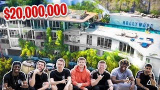 Download SIDEMEN $20 MILLION CLOUT HOUSE HIDE & SEEK Mp3 and Videos