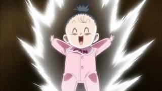 DB Super [Ep 43] Bébé Pan apprend à voler