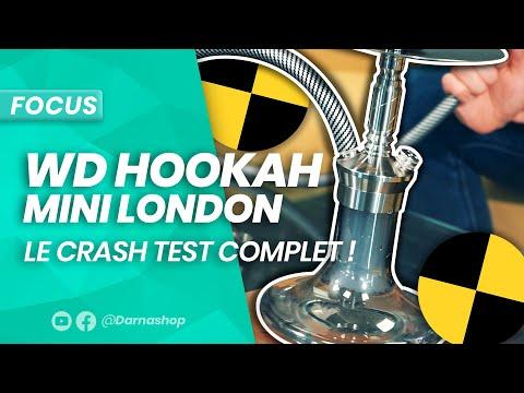 WD Hookah Mini London vidéo