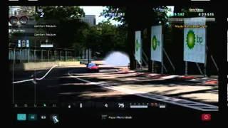 Gran Turismo 5 Autozam AZ-1 at Tokyo R-246