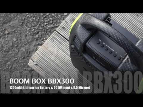 오디오박스 BBX300 블루투스 스피커
