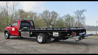 "*SOLD*15879 - 2019 Century 19' 6"" Steel Carrier, Dodge Ram 5500HD 4x4, PRIME PLUS"