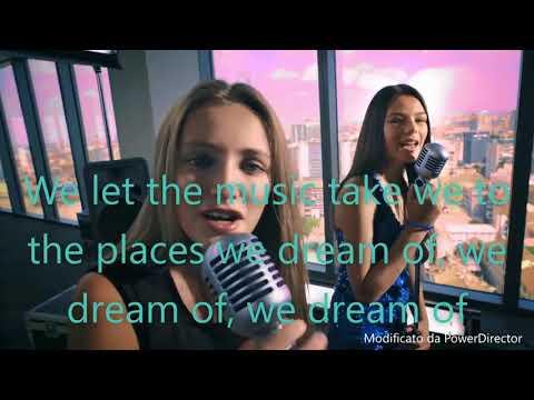 Alex & Co-Music Speaks karaoke (con testo)