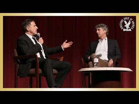 Joy DGA Q&A with David O. Russell and Alexander Payne