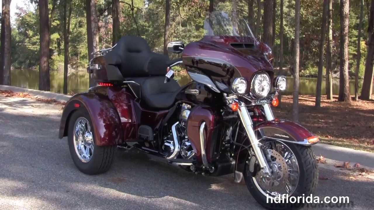 2014 Harley Davidson Tri Glide Ultra: New 2014 Harley Davidson Trike Tri Glide Ultra For Sale