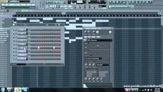 FL Studio 9- All Stock Crunk Beat (Free FLP and MP3 Download)