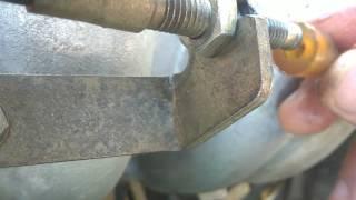 как облегчить педаль газа,дергается авто,провалы при движении 2107 инжектор
