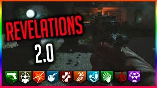 """REVELATIONS 2.0"" CUSTOM ZOMBIES GAMEPLAY ~ (Black Ops 3 Zombies)"