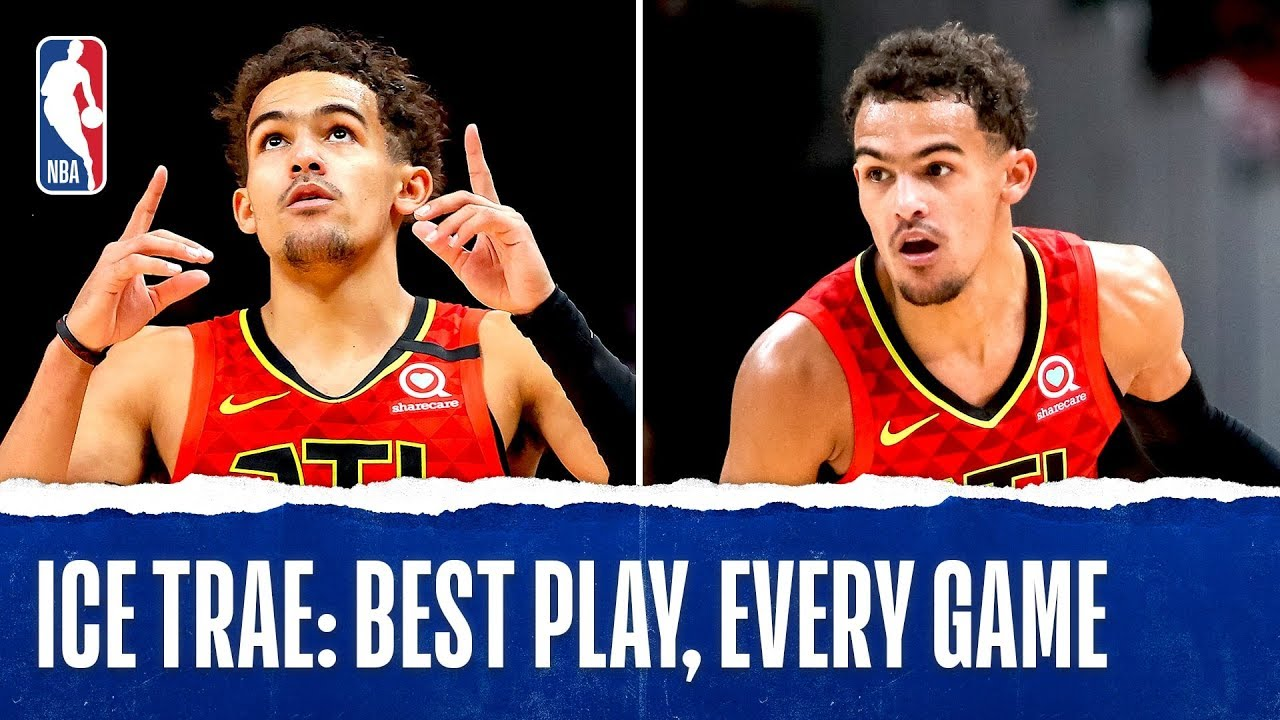Trae Young's Best Plays From Every Game!