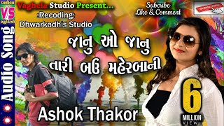 Janu Tari Bau Maherbani|Ashok Thakor | 2017Gujarati Sad Song| Vaghela Studio