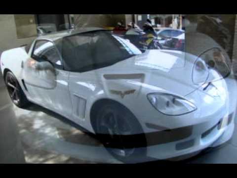Corvette GS Branca M Import Campinas