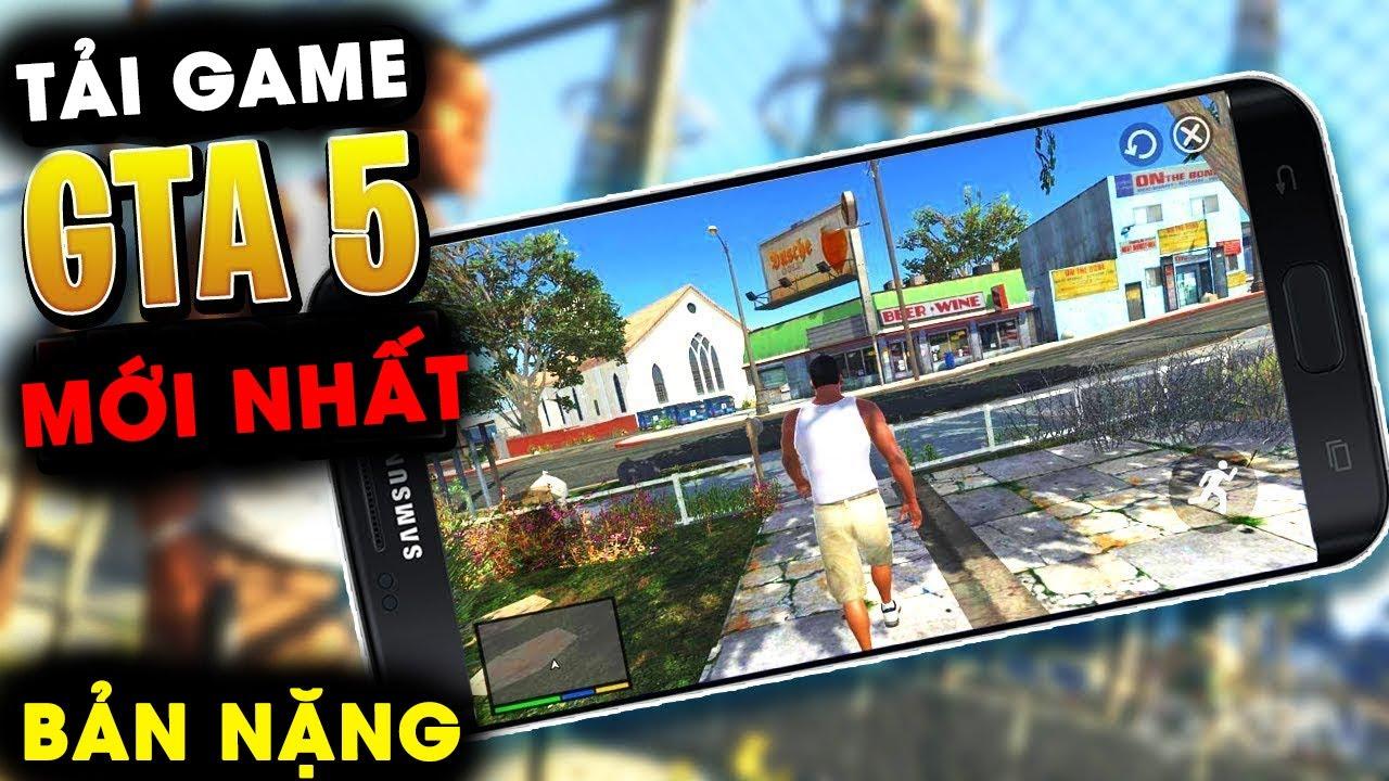tải game gta 5 miễn phí trên điện thoại